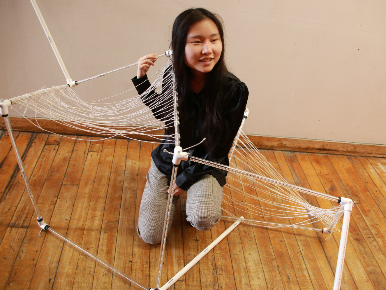 Performative Object designed by Samantha Zhixing Xia